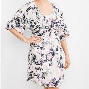 NWT Jessica Simpson maternity Nursing Dress